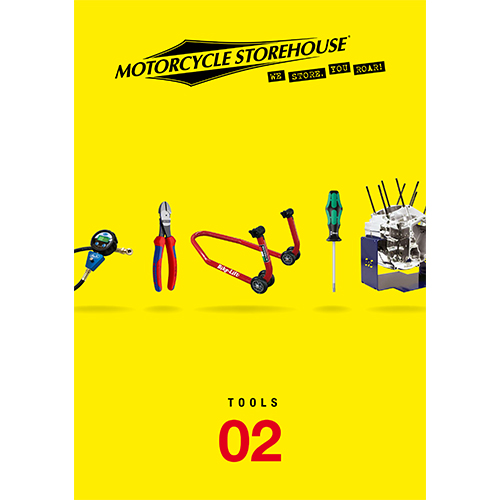 Motorcycle Storehouse Catalog Tools