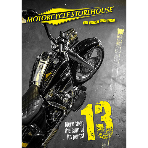Motorcycle Storehouse Catalog Parts